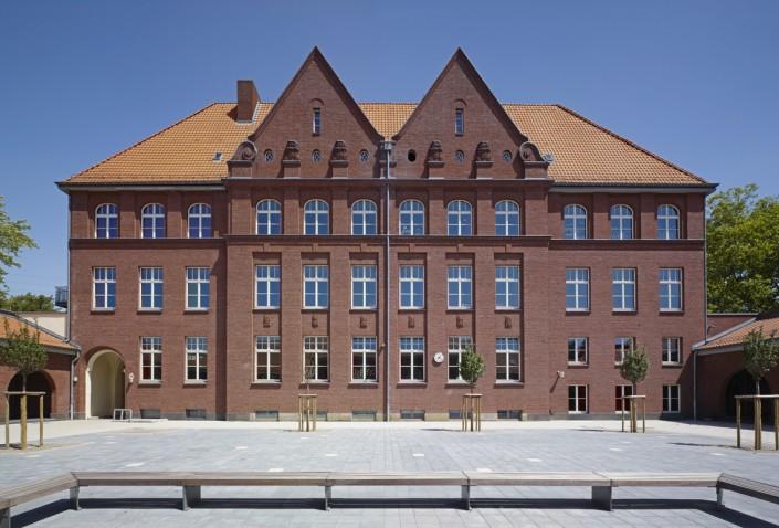 Hauptschule Bernburgerstraße