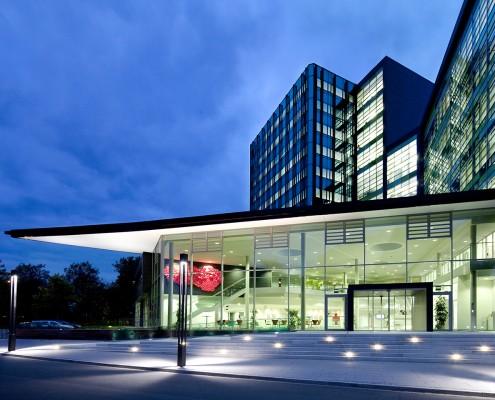 Hauptgebäude KVWL
