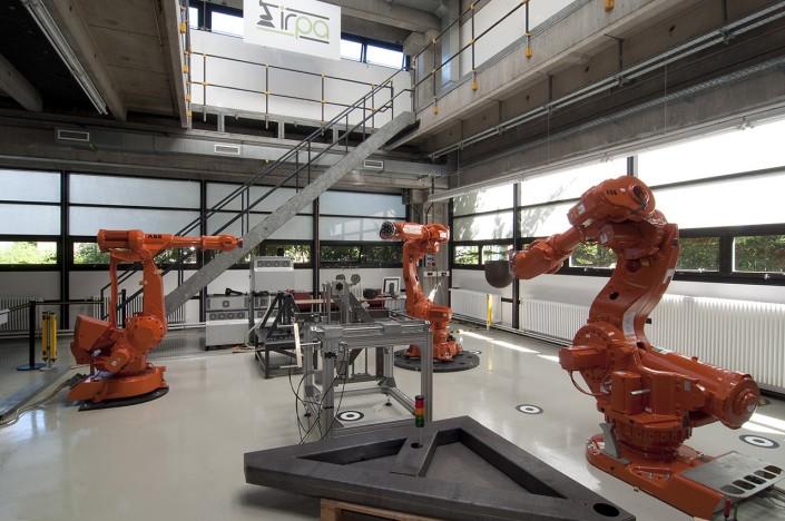 TU Dortmund Maschinenbau Industrierobotik