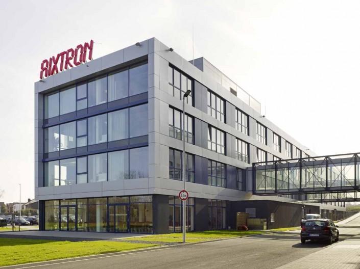 Büro- und Laborgebäude AIXTRON AG