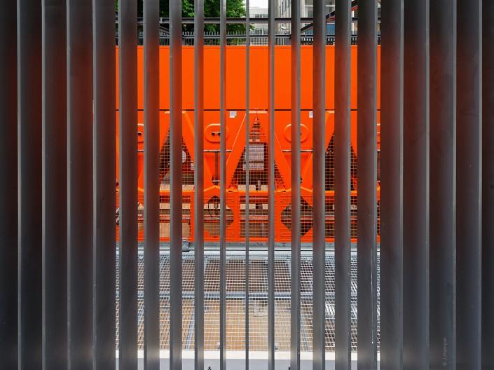 Infrastrukturgebäude für Fernkälte RWTH Aachen