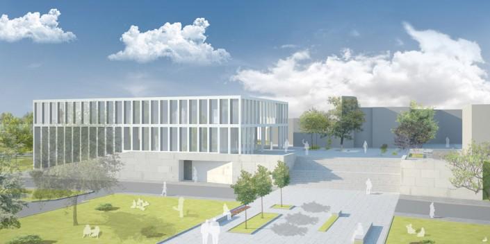 Seminargebäude Hochschule Vechta