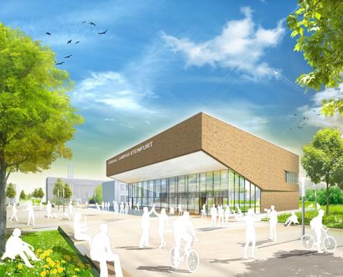 Hörsaalgebäude Campus Steinfurt