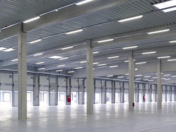 Plus-Energie Logistik-Zentrum