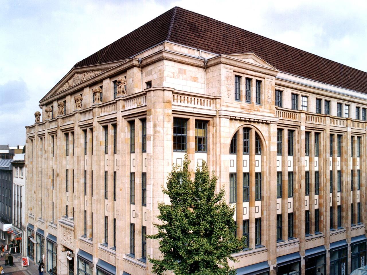 Ssp Kaufhaus Kortum Bochum