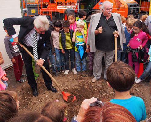 Bildungslandschaft Altstadt Nord (BAN) in Köln eröffnet, Abendgymnasium Köln, SSP Architekten Bochum