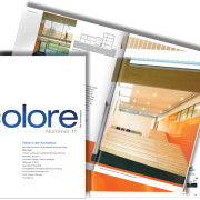 COLORE Blue Office 2015, SSP Architektur