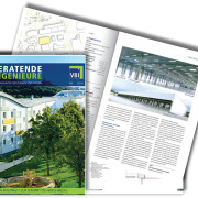 VBI A5/6 Green Buildings, Plus-Energie Logistikzentrum Hardeck