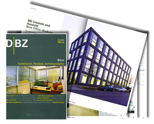 DBZ Blue Office Ausgabe 10   2014