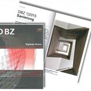 DBZ 12|2015, Vorschau Ausgabe 01|2015