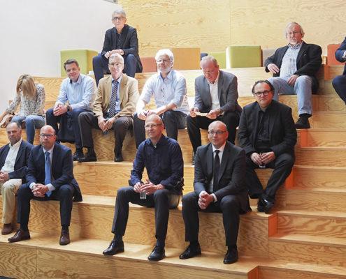 DiskussionsForum West, DW Systembau, SSP Architekten Bochum