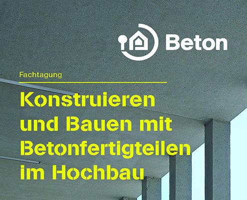 Fachtagung Konstruieren und Bauen mit Betonfertigteilen im Hochbau, SSP Architekten Bochum, Integrale Planung