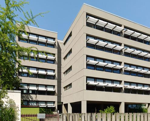 Sanierung Abendgymnasium Köln, SSP Architekten Bochum