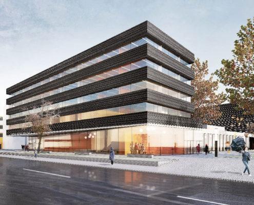 Neubau Fakultät Geowissenschaften Universität zu Köln, SSP Architekten Bochum
