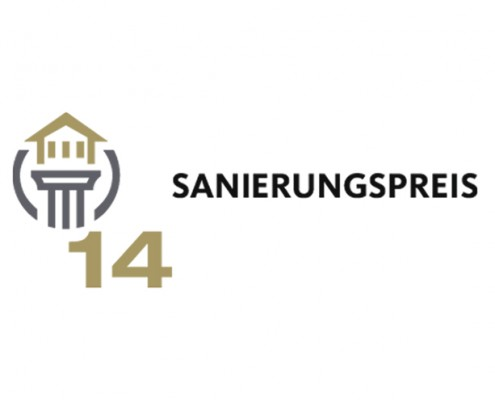 Sanierungspreis 2014