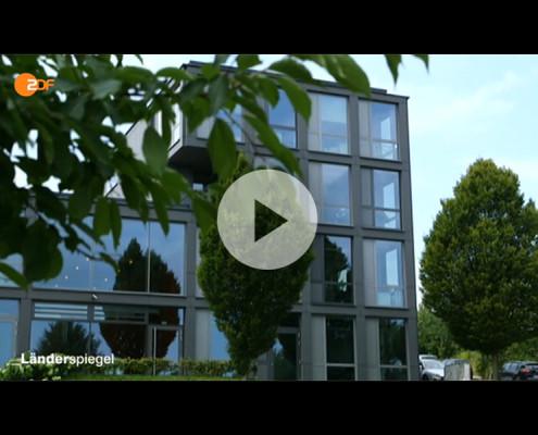 ZDF Fernsehen, Sendung Länderspiegel, SSP Architekten Bochum