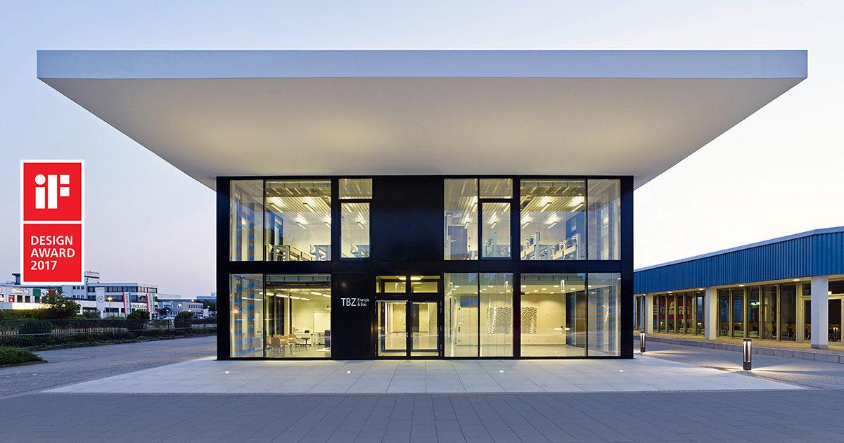 TBZ Technologie- und Bildungszentrum Butzweilerhof, SSP Architekten Ingenieure Bochum