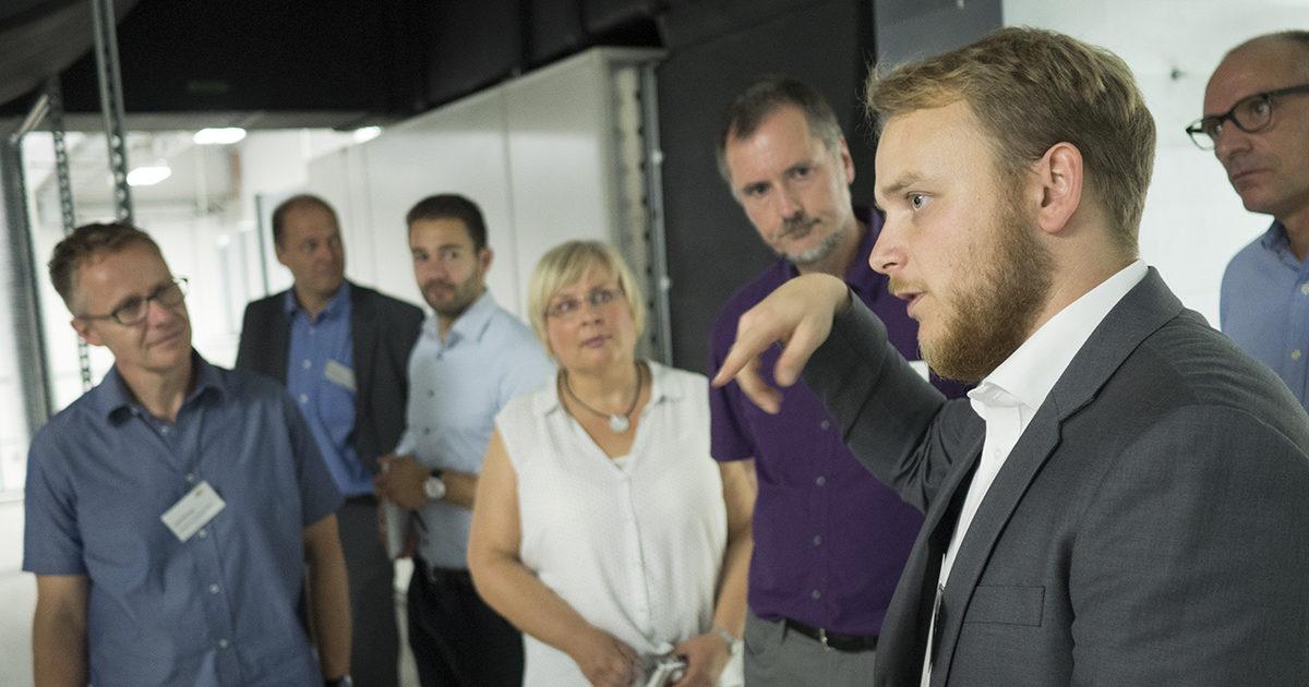 Eduard Kronenberg GmbH, Ökoprofit Zertifizierung, Neubau Werkhalle, SSP Architekten Bochum