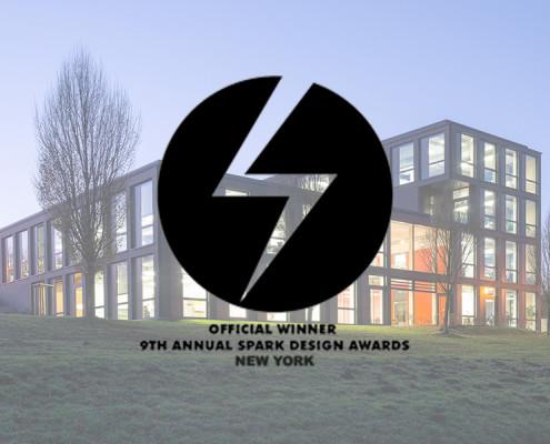 Spark Design & Architecture Award, Blue Office Bochum, SSP Architekten, Bochum Germany