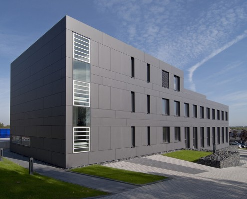 IT-Gebäude im Technologiequartier