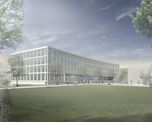 Neubau AVT RWTH Aachen