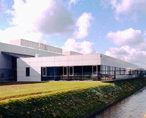 Produktionsgebäude TDDK