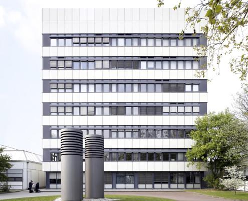 Chemie Technik TU Dortmund, SSP Architektur Bochum