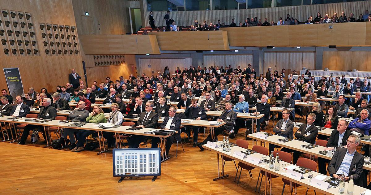 60. Ulmer Betontage, Integrale Planung, SSP Architekten Bochum