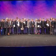 Preisverleihung AIT Award, Frankfurt Messe Forum, 02.04.2014