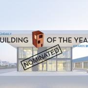 Archdaily Building of the Year, TBZ Bildungszentrum Butzweilerhof Köln, SSP Architekten Bochum