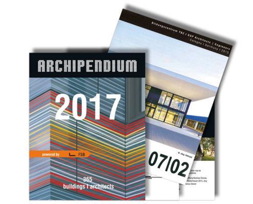 Archipendium 2017, TBZ Köln, SSP Architekten Bochum