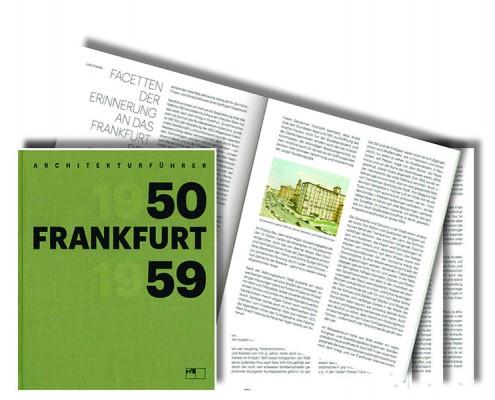 Architekturführer Frankfurt am Main 1950 - 1959