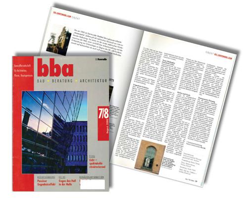 BBA Bau Beratung Architektur, Zeche Zollern Dortmund, SSP Architekten Bochum