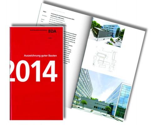 Mockup BDA Broschüre
