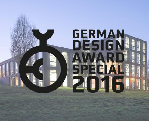 Blue Office, German Design Award 2016, Auszeichnung, SSP Architekten, Bochum