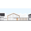BubiZA Bundesbildungszentrums des Zimmerer- und Ausbaugewerbes Kassel, SSP Architekten Bochum