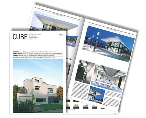 CUBE Magazin Köln, TBZ Köln, SSP Architekten Bochum