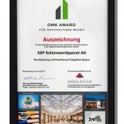 DMK Award 2015 Postgalerie Speyer
