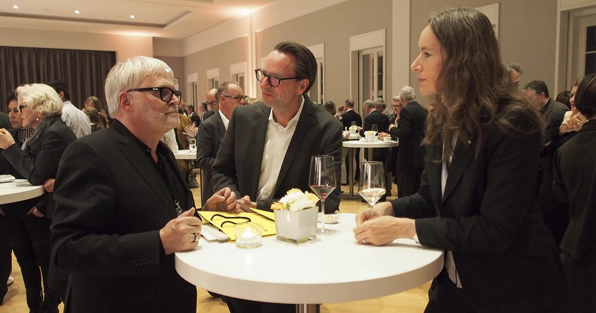 Deutscher Architekturpreis 2015, Preisverleihung, SSP Architekten Bochum