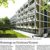 Frankfurter Allgemeine Zeitung, eine Hommage an Ferdinand Kramer, SSP Architektur Bochum