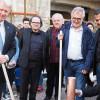 Grundsteinlegung Fritz-Henßler-Berufskolleg Dortmund, Ullrich Sierau, SSP Architekten Bochum, Integrale Planung