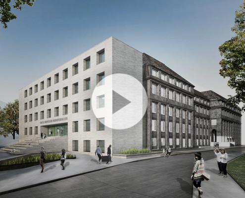 Fritz Henssler Berufskolleg Dortmund Live Webcam Baufortschritt