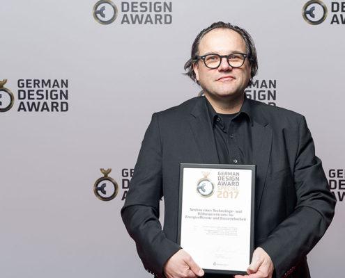 German Design Award 2017, Thomas Schmidt, SSP Architekten Ingenieure Bochum