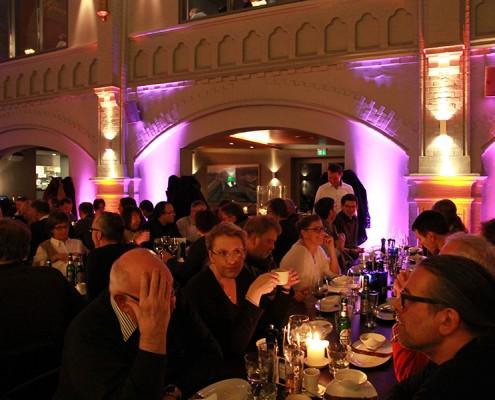 SSP Betriebsausflug 2014, Restaurant Glück und Seligkeit