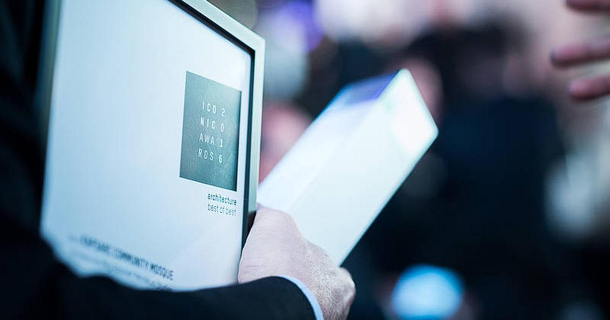 ICONIC AWARDS 2016, BMW Welt München, SSP Architekten Bochum
