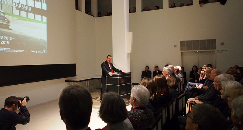 Linie Form Funktion, Deutsches Architekturmuseum Frankfurt, Peter Coachela Schmal, Ferdinand Kramer, SSP Architekten, Bochum
