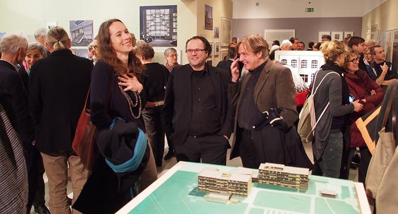 Linie Form Funktion, Deutsches Architekturmuseum Frankfurt, Fabian Wurm, Thomas Schmidt, SSP Architekten, Bochum