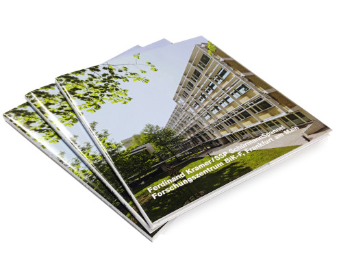 Opus, Axel Menges, Ferdinand Kramer / SSP Architektur Bochum, Forschungszentrum BiK-F