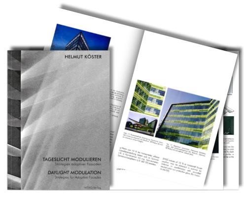 Publikation Helmut Köster, Tageslicht Modulieren, SSP Architekten, Bochum