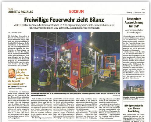 WAZ Westdeutsche Allgemeine Zeitung Bochum, Architektur Auszeichnungen, SSP Architekten Bochum